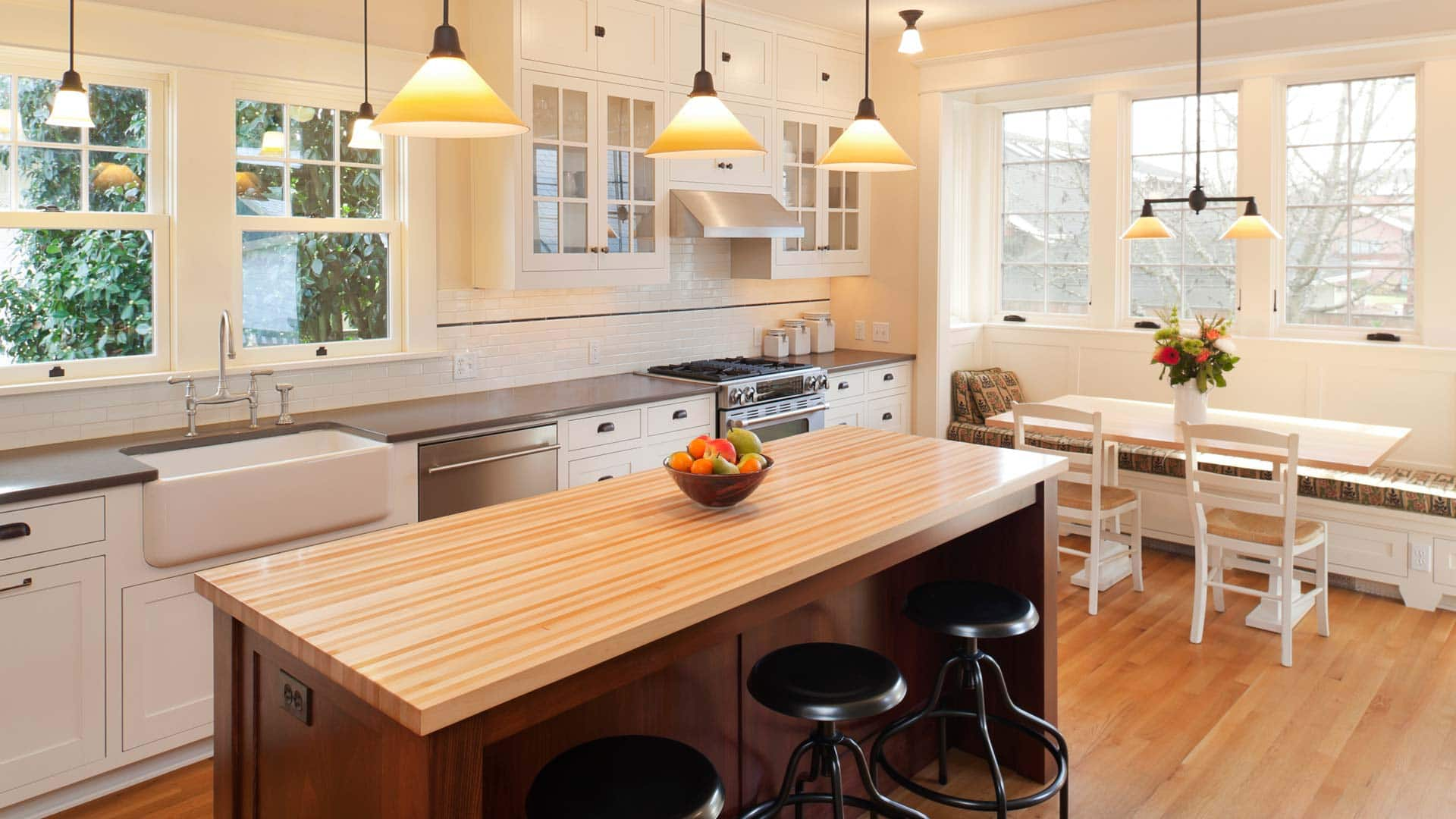 Custom Kitchen Remodeling Charleston SC